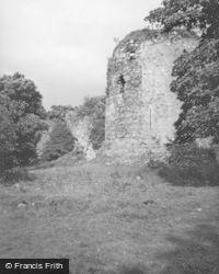 Inverlochy, Castle, Comyn Tower 1952