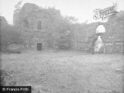 Inverlochy, Castle Interior And Watergate 1949