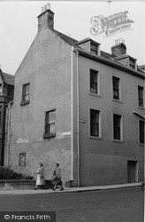 Inverness, Bridge Street 1952