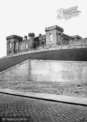 Inverness, Castle c.1955
