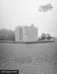 Inverness, Castle Stuart 1952
