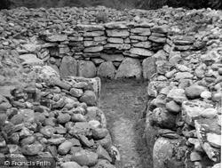 Clava Cairns c.1955, Inverness