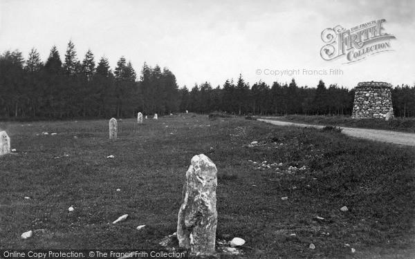 Inverness, Culloden Field c1890