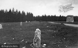 Inverness, Culloden Field c.1890