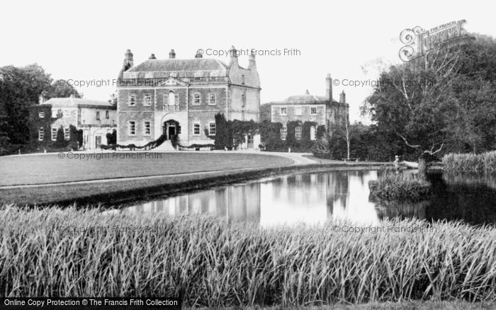 Photo of Inverness, Culloden House c.1890