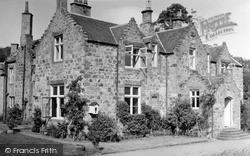 Inverness, Eilean Aigas House 1952