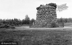 The Culloden Cairn 1952, Inverness