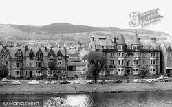 View Across The Ness c.1965, Inverness