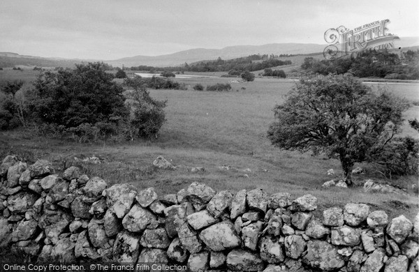 Photo of Invershin, Site Of Caisteal Na Coire 1952