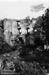 Inverurie, Balquhain Castle 1950
