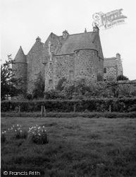 Inverurie, Barra Castle 1961