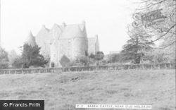 Inverurie, Barra Castle c.1965
