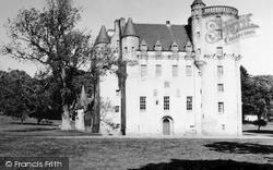 Inverurie, Castle Fraser 1950