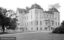 Inverurie, Keith Hall 1961