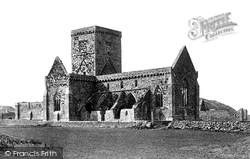 Iona, Abbey 1903