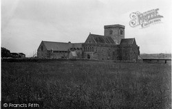 Iona, Abbey 1958