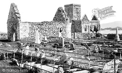 Iona, Abbey, St Oran's Chapel 1903