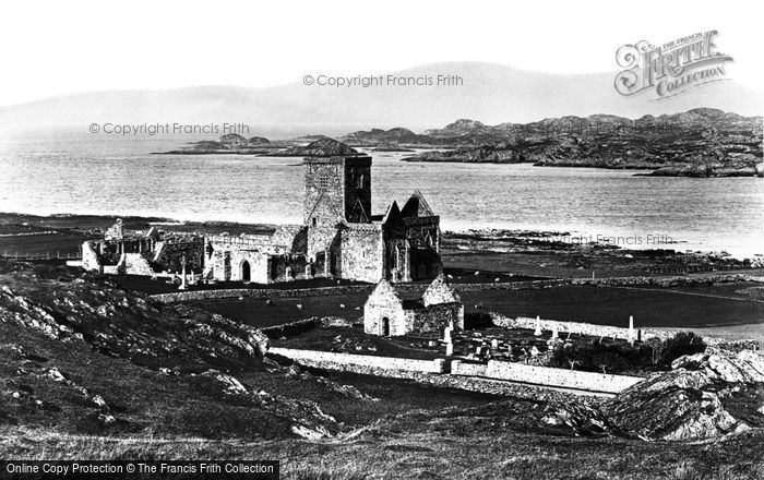 Photo of Iona, The Abbey 1903