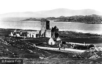 Iona, the Abbey 1903