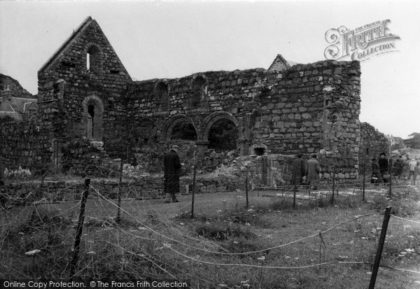Photo of Iona, The Nunnery 1958