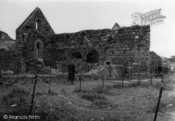 Iona, The Nunnery 1958