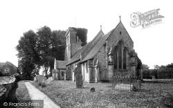St Mary's Church 1898, Iping