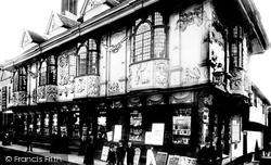 Ancient House 1893, Ipswich