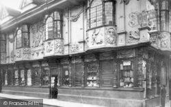 Ipswich, Ancient House 1894