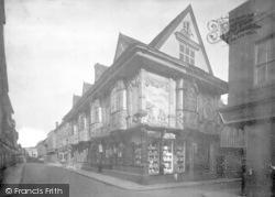 Ancient House 1921, Ipswich