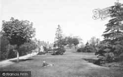 Ipswich, Arboretum 1893