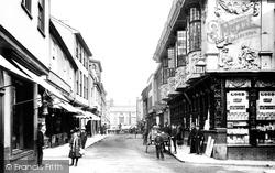 Buttermarket 1893, Ipswich