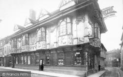 Ipswich, Buttermarket 1894