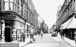 Buttermarket 1921, Ipswich