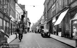 Buttermarket c.1950, Ipswich