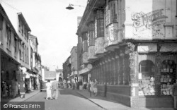 Ipswich, c.1950