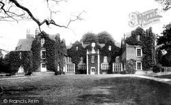 Christchurch Mansion 1893, Ipswich
