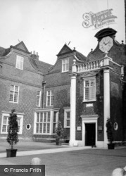 Christchurch Mansion 1950, Ipswich