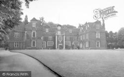 Christchurch Mansion c.1955, Ipswich