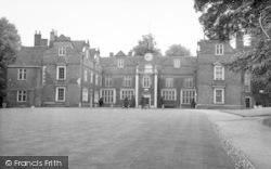 Ipswich, Christchurch Mansion c.1955