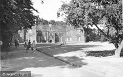 Ipswich, Christchurch Museum c.1955
