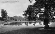 Ipswich, Christchurch Park c.1921