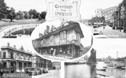 Composite c.1920, Ipswich