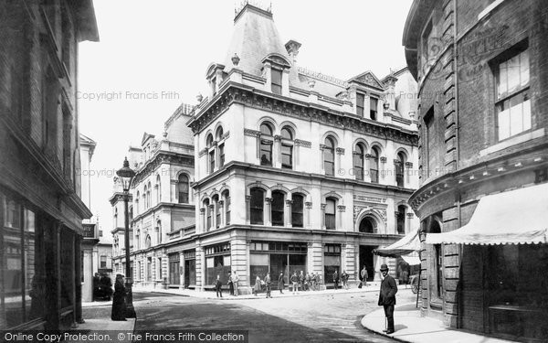 Ipswich, Corn Exchange 1893