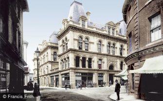 Ipswich, Corn Exchange 1893