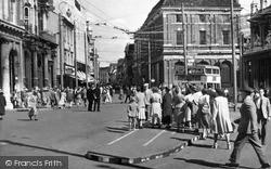Cornhill c.1955, Ipswich