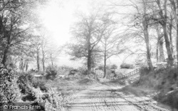 Gainsborough Lane 1893, Ipswich