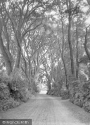 Gainsborough Lane 1921, Ipswich