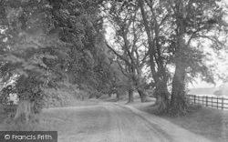 Ipswich, Gainsborough Lane 1921