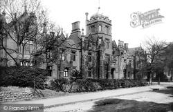 Ipswich, Grammar School 1893