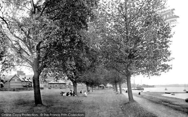 Photo of Ipswich, Hog Island 1921